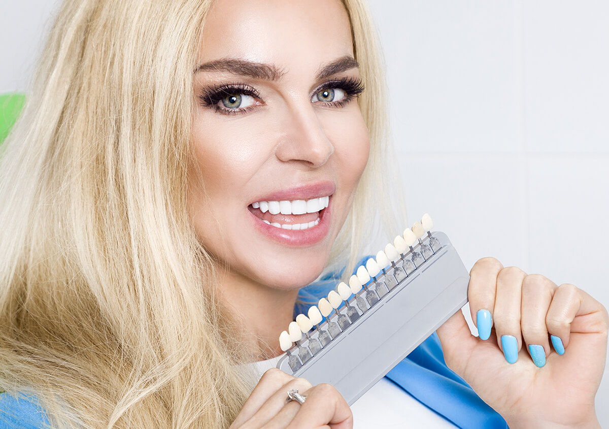 Automatically Improve Your Smile with Porcelain Dental Veneers